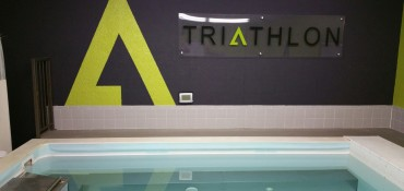 The Endless Pool at Elevate Fitness